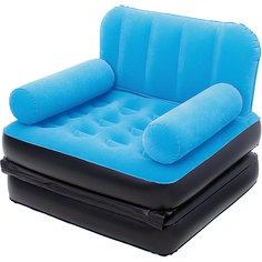 Кресло-кровать надувное, голубое, Bestway