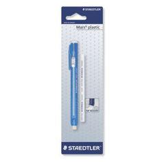 Staedtler Ластик-карандаш 528 50 с пластиковым держателем Mars