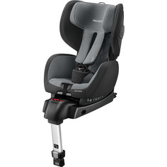 Автокресло OptiaFix, 9-18 кг., Recaro, Carbon Black