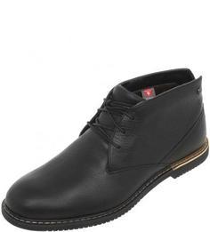 Кожаные ботинки на шнуровке Timberland
