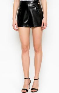 Короткие черные шорты Relish