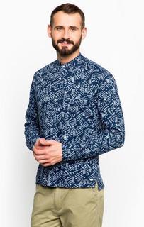 Рубашка из хлопка с длинными рукавами Scotch&Soda