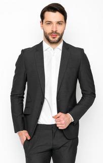 Классический серый пиджак Antony Morato