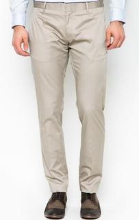 Однотонные зауженные брюки Antony Morato