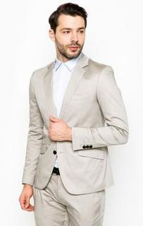 Классический пиджак серого цвета Antony Morato