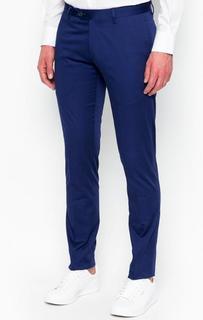 Синие зауженные брюки Liu Jo Uomo