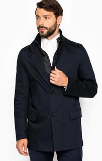 Пальто из хлопка и полиэстера Cinque