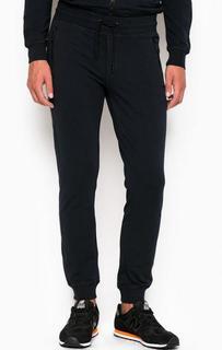Зауженные брюки из хлопка с манжетами Antony Morato