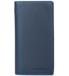 Кожаное портмоне с отделением для монет Sergio Belotti