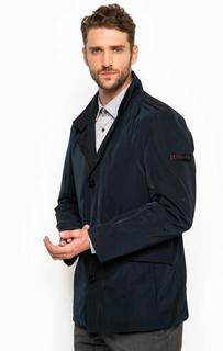 Демисезонная куртка на пуговицах Strellson