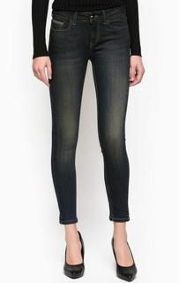 Укороченные джинсы скинни Fornarina