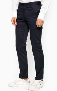Зауженные повседневные брюки из хлопка G Star RAW