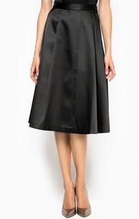 Расклешенная атласная юбка Marciano Guess