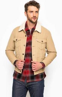 Утепленная вельветовая куртка Levis®