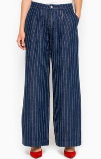 Широкие брюки из денима Miss Sixty