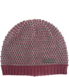 Вязаная шапка из акрила Luhta