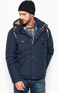 Короткая демисезонная куртка с наполнителем Lee