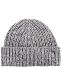 Серая шерстяная шапка Marc Opolo