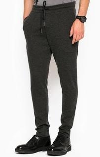 Зауженные брюки из вискозы Drykorn