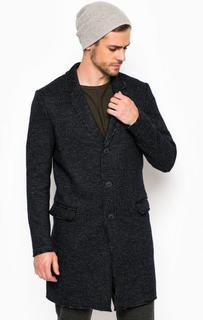 Пальто из полиэстера и шерсти Drykorn