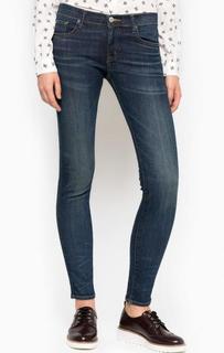 Синие джинсы скинни D&S Ralph Lauren