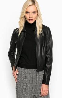 Черная куртка на молнии Kocca