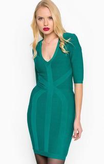 Короткое эластичное платье Marciano Guess