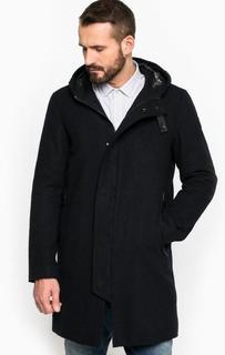 Шерстяное пальто на молнии с наполнителем Replay