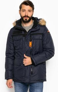 Зимняя куртка с семью карманами Tom Tailor