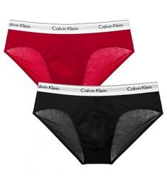 Комплект из двух трусов-брифов Calvin Klein