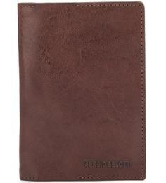 Кожаная обложка для паспорта Sergio Belotti
