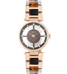 Часы с металлическим браслетом Kenneth Cole