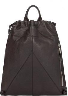 Сумка-рюкзак из натуральной кожи Gianni Conti
