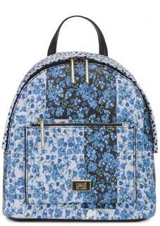 Синий рюкзак с одним отделом Cavalli Class
