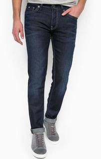 Однотонные зауженные джинсы Gas
