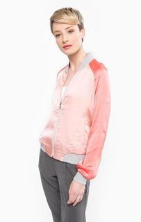 Короткая куртка на молнии из полиэстера Vero Moda