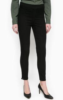 Укороченные брюки из хлопка Mavi