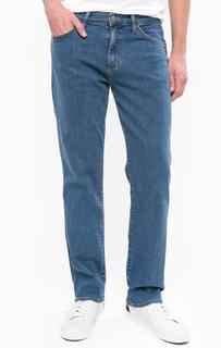 Синие джинсы прямого кроя Mavi