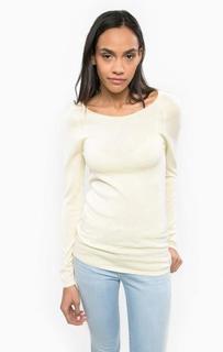 Джемпер из хлопка с длинными рукавами Calvin Klein Jeans