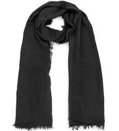 Черный шарф Replay