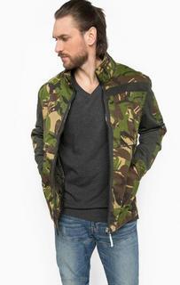 Демисезонная куртка из хлопка G Star RAW