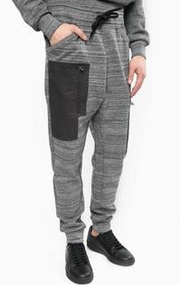 Зауженные брюки на резинке G Star RAW