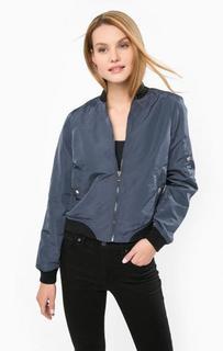 Синяя легкая куртка на молнии Vero Moda