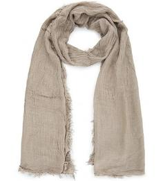Серый шарф Replay