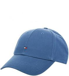 Бейсболка синего цвета Tommy Hilfiger
