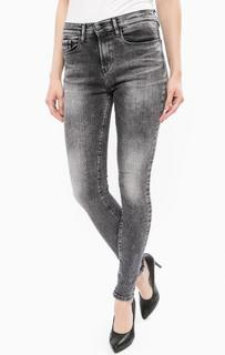 Джинсы скинни с высокой посадкой Calvin Klein Jeans