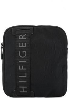Маленькая сумка с логотипом бренда Tommy Hilfiger