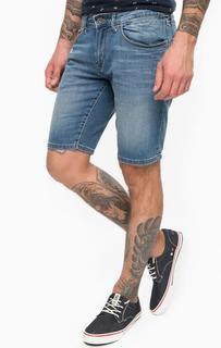 Синие джинсовые шорты Hilfiger Denim