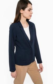 Синий пиджак на пуговицах Lerros