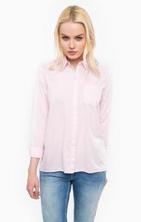 Рубашка из хлопка с нагрудным карманом Mavi